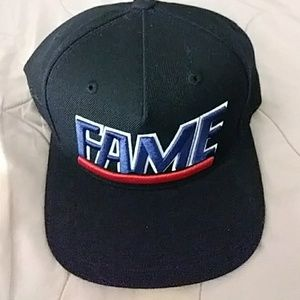 Hall of fame hat